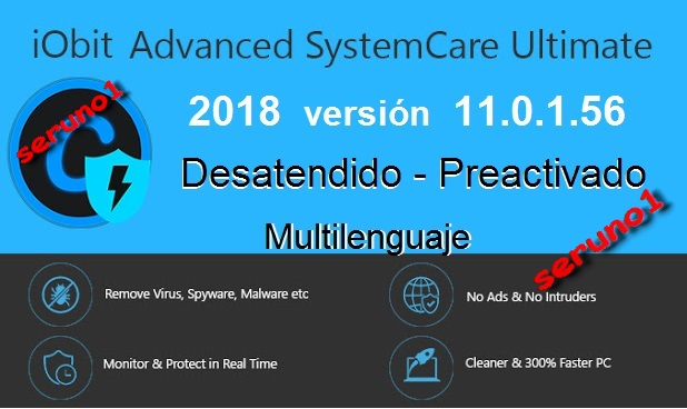key advanced systemcare ultimate 11.0.1.56