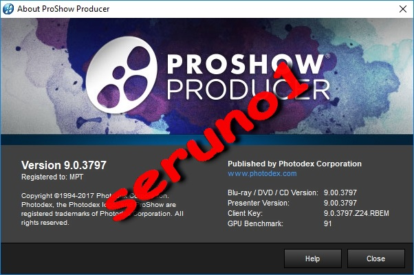 photodex proshow producer 9 registration key